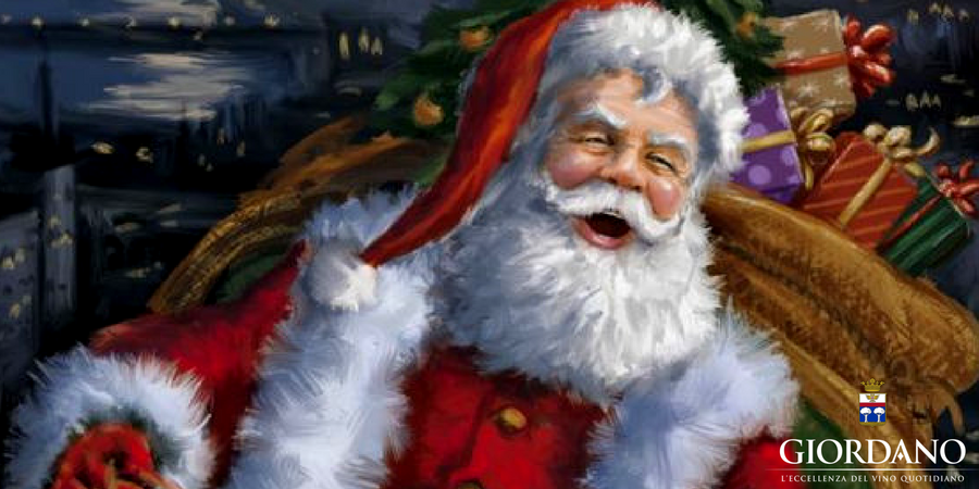 Andare Da Babbo Natale.Come E Nata La Leggenda Di Babbo Natale Blog Giordano Vini