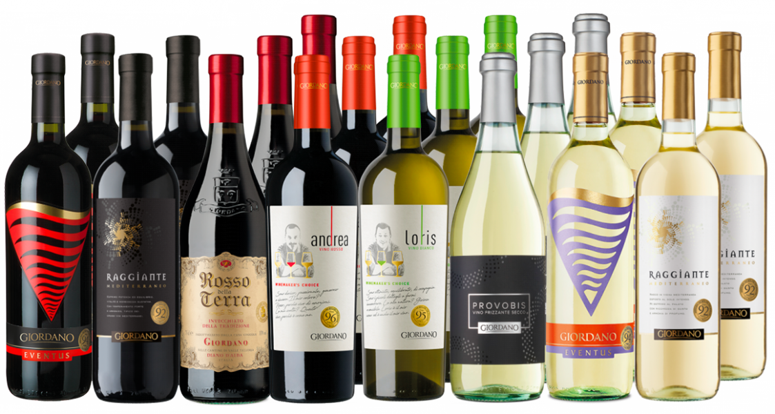 Vini Assortiti Crazy Selection