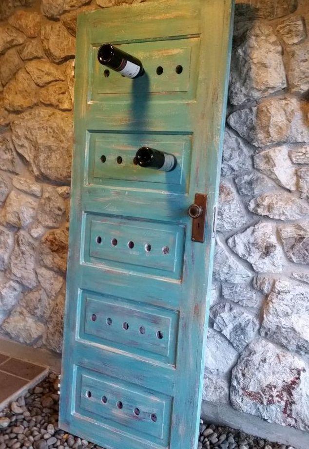 3 idee per portabottiglie fai da te blog giordano vini - Portabottiglie in legno fai da te ...